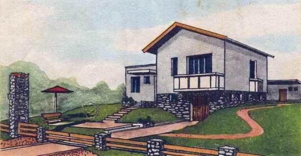 Проекты домов из СИП панелей площадью от 150 до 200 квм